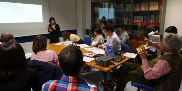 A visit to the Psychiatric Service of the University of Verona by a Japanese Delegation