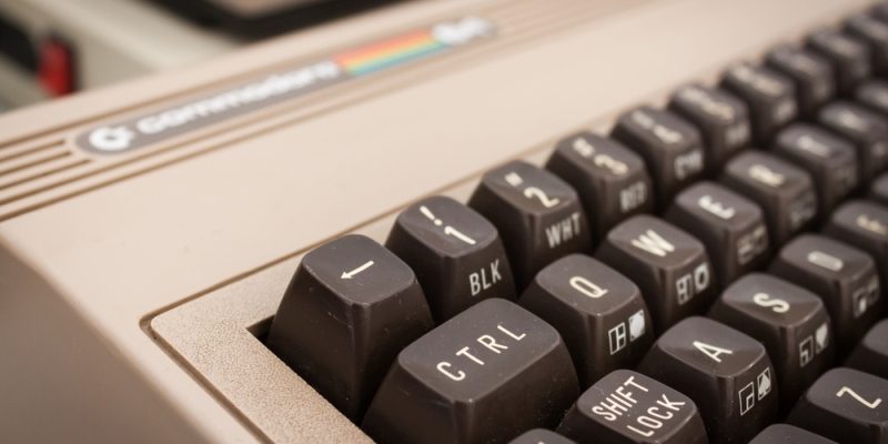 JUST DO BIT! Come chiacchierare con un Commodore 64