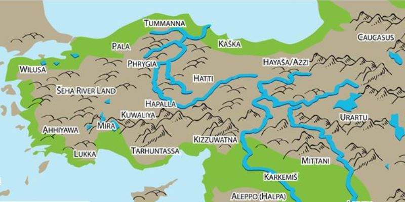 PALaC, Pre-Classical Anatolian Languages in Contact