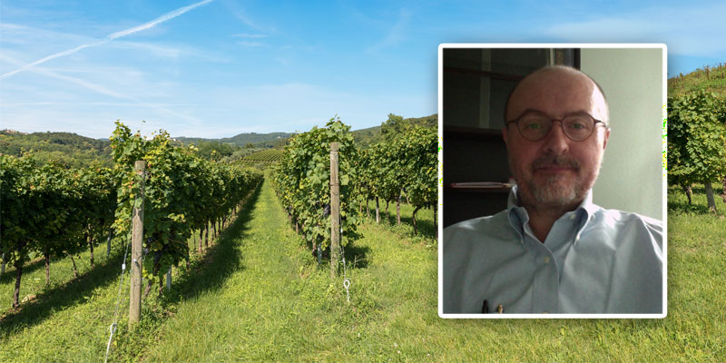 Angelo Zago premiato con il 'Christophe Baron Prize' al Congresso dell'American Association of Wine Economists