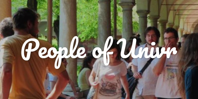 People of Univr: raccontare la vita universitaria