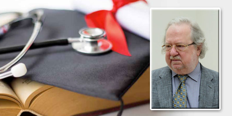 James P. Allison to be awarded Honorary Degree