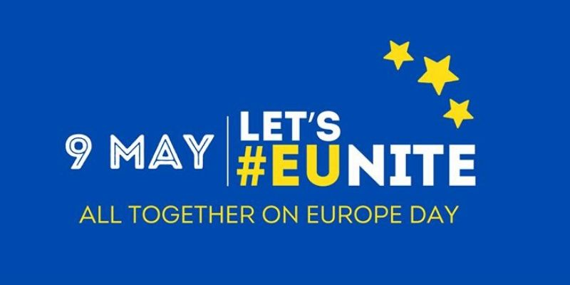 Let's celebrate Europe Day – EUnite!
