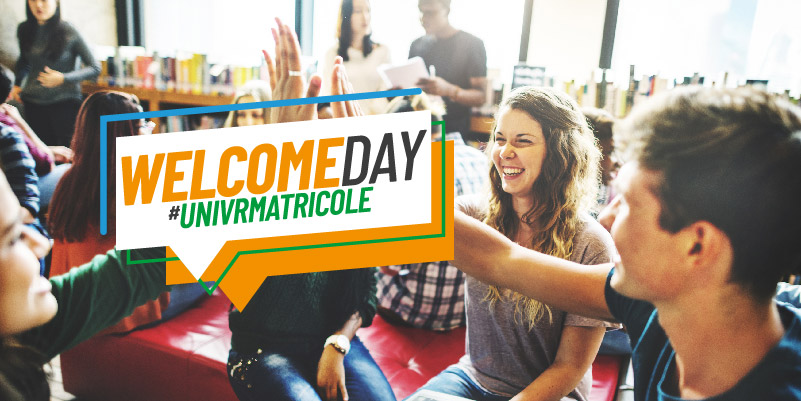 Welcome day 2021